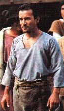 Valentine Pelka As Roland A Champion Of The Rebellion. Roland Appeared In  The First 12 Episodes As A Rable Rousing, Tough Talking Rebel Leader.